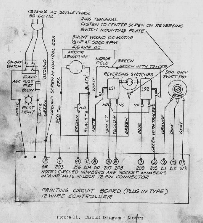 [ZSVE_7041]  HeatSync Case | Bridgeport Milling Machine Wiring Diagram |  | A-Tech Fabrication
