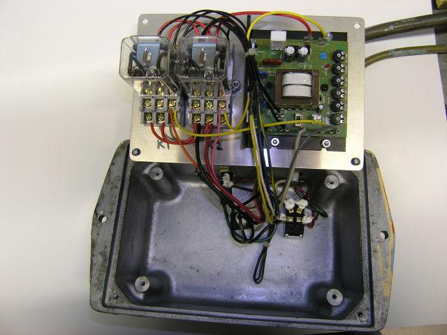bridgeport wiring diagram heatsync case  heatsync case