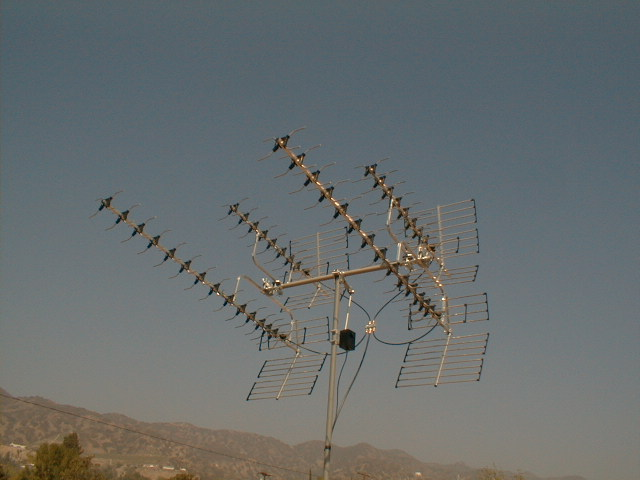 Ota Antenna Info Mt Wilson Foothill Area With Severe